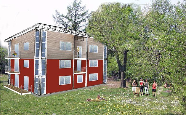 1-Raumwohnung in Nähe der Universität
