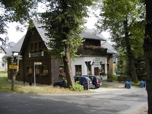 Gaststätte und Pension im Thüringer Wald