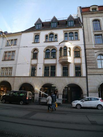 Büro- / Praxisräume in Erfurt, zentrale Lage