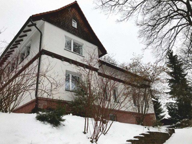 komplett neu ausgebaute 4-Raumwohnung in traumhafter Lage von Elgersburg