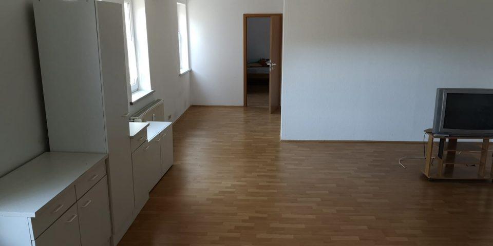 2-Raumwohnung in Ilmenau-Roda